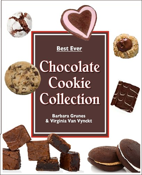 Best Ever Chocolate Cookie Collection